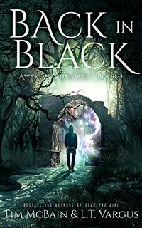 Back in Black (Awake in the Dark, #4)