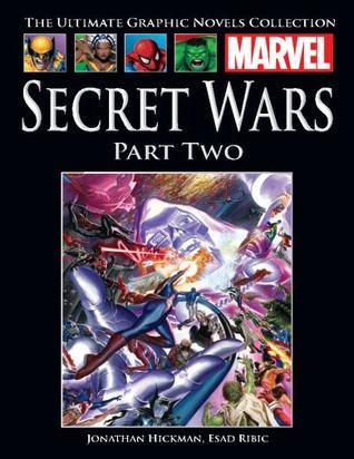 Secret Wars Part Two (Marvels Ultimate Graphic Novel Collection #110)