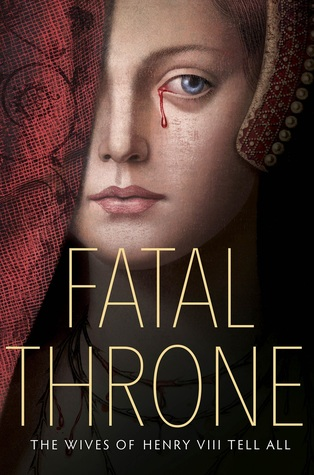 Fatal Throne, by Candace Fleming book cover