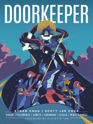 36552949  sc 1 st  Goodreads & Doorkeeper: A Graphic Novel by Scott Lee Chua