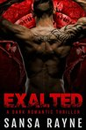 Book cover for Exalted: A Dark Romantic Thriller