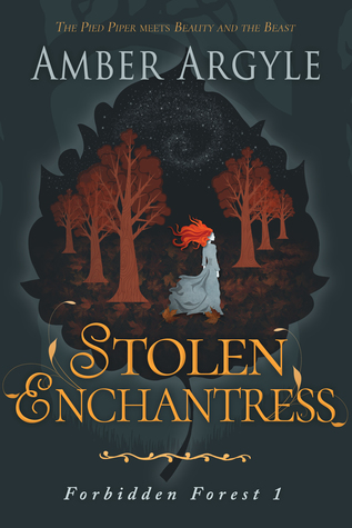 Stolen Enchantress (Forbidden Forest, #1)
