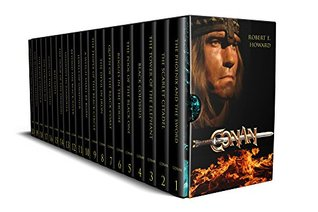 Conan the Barbarian: The Complete Collection Boxed Set