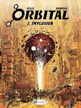 Orbital (english version) - Volume 7 - Implosion