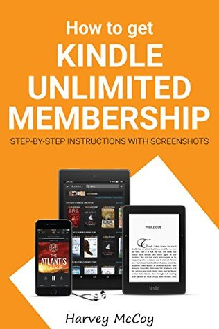 How to get Kindle Unlimited Membership: Step-by-step instructions with screenshots