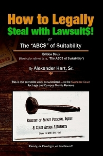 How to Legally $teal with Lawsuit$!