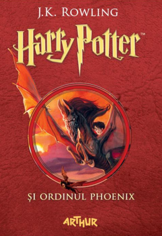 Harry Potter și Ordinul Phoenix (Harry Potter, #5)