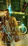 Keeper of Spirits (Graveyard Guardians #4)