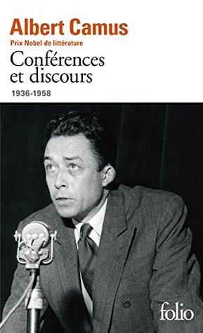 Conférences et discours (1936-1958) (Folio)