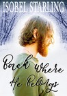 Back Where He Belongs by Isobel Starling