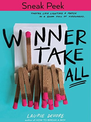 Winner Take All Chapter Sampler