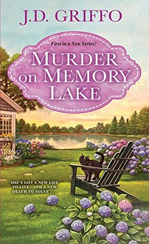 Murder on Memory Lake (Ferrara Family Mystery #1)