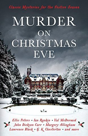 Murder on Christmas Eve by Cecily Gayford
