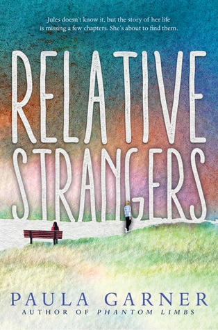 {BLOG TOUR} 3 Reasons To Read… Relative Strangers by Paula Garner