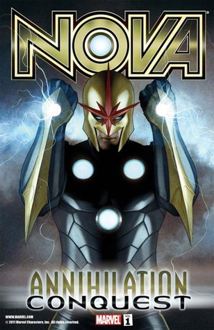 Nova, Volume 1: Annihilation: Conquest