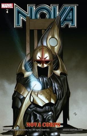 Nova, Volume 4: Nova Corps