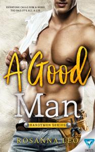A Good Man (Handymen, #1)