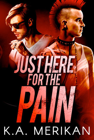 Just Here for the Pain (The Underdogs, #2)