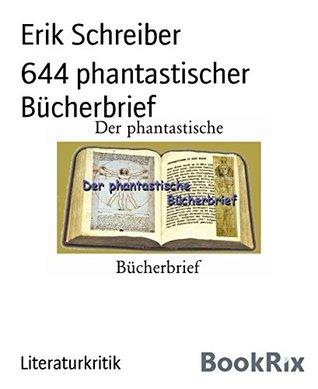 644 phantastischer Bücherbrief