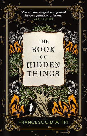 3b893a85efe The Book of Hidden Things by Francesco Dimitri