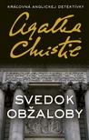 Svedok obžaloby by Agatha Christie