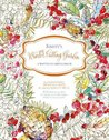 Kristy's Winter Cutting Garden: A Watercoloring Book