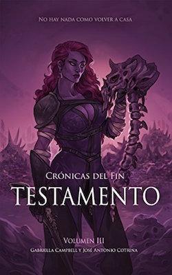 Testamento by Gabriella Campbell