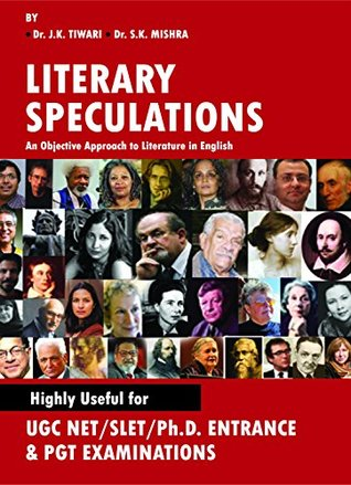 LITERARY SPECULATIONS (First Edition 2016)