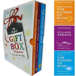 Practising The Power Of Now, Stillness Speaks and The Power of Now 3 Eckhart Tolle Books Collection Box set
