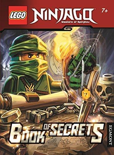 LEGO (R) Ninjago: Book of Secrets