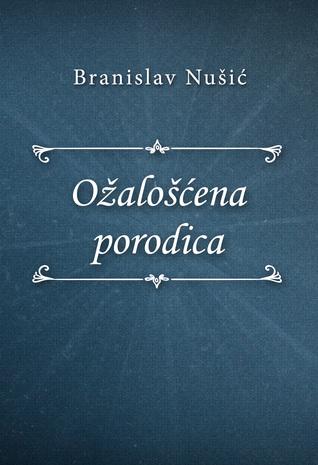 Ožalošćena porodica Descargas gratuitas de libros en espanol