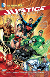 Justice League Volume 1 by Geoff Johns