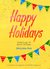 Happy Holidays Anthology by Andrew   Christie
