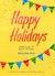 Happy Holidays Anthology