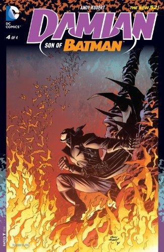 Damian: Son of Batman #4