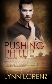 Book Review: Pushing Phillip (Common Powers #4) by Lynn Lorenz