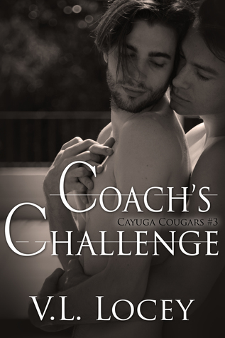 New Release Review: Coach's Challenge by V.L. Locey
