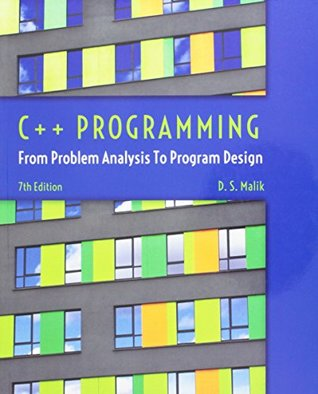 Bundle: C++ Programming: From Problem Analysis to Program Design, 7th + CourseMate with Lab Manual Printed Access Card