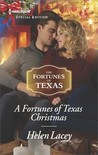 A Fortunes of Texas Christmas by Helen Lacey