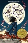 Book cover for The Girl Who Drank the Moon