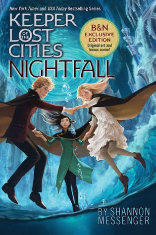 Nightfall B&N Exclusive Edition Short Story