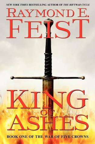 King of Ashes (Firemane, #1)