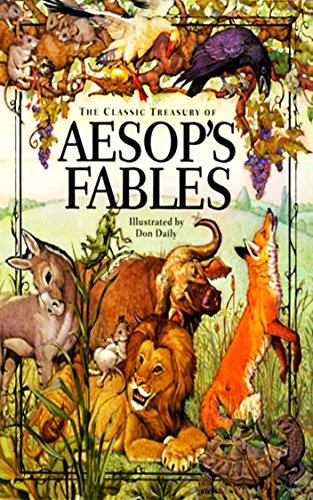 Aesop's Fables - Unabridged & Illustrated - [Oxford Press] - (ANNOTATED)
