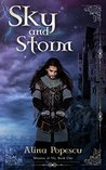 Sky and Storm (Warriors of Vis, #1)