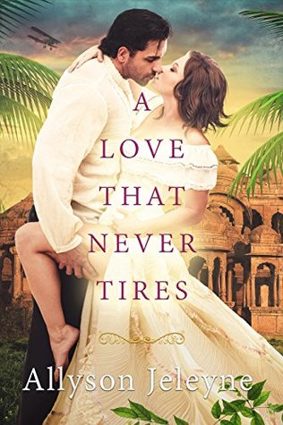 A Love That Never Tires (Linley & Patrick, #1)