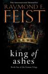 King of Ashes (The Firemane Saga, #1)
