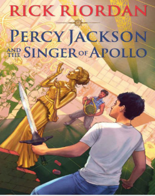 Percy Jackson and the Singer of Apollo (Percy Jackson and the Olympians #5.5)