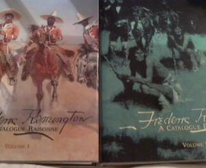Frederic Remington: A Catalogue Raisonne (2 volume set)