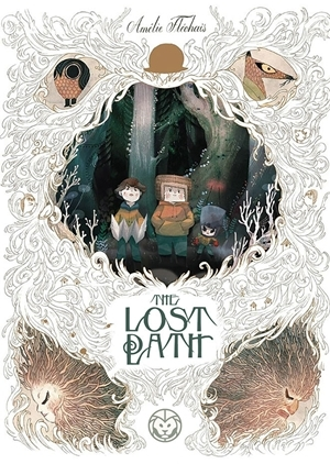 The Lost Path Book Cover