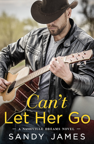 Can't Let Her Go by Sandy James